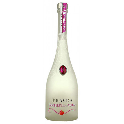 Pravda Raspberry Vodka