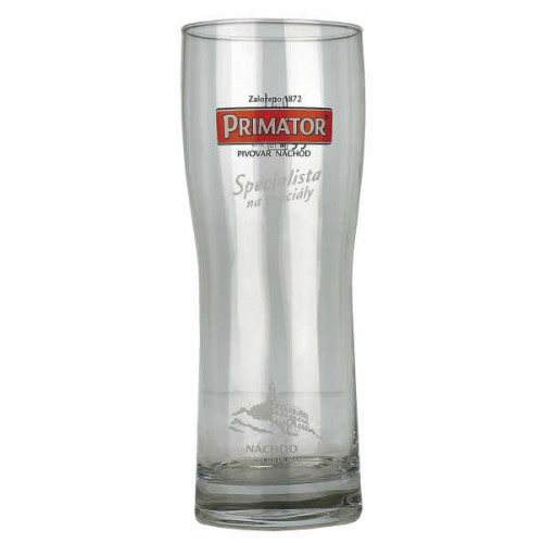 Primátor Tumbler Glass 0.5L