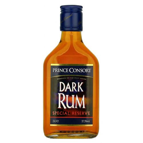 Prince Consort Dark Rum 200ml