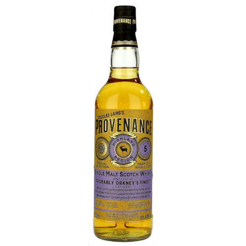Probably Orkney's Finest 5 Year Old 2015 Provenance (Douglas Laing)