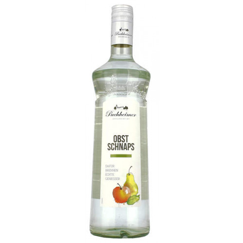 Puchheimer Obst (Apple and Pear) Schnapps