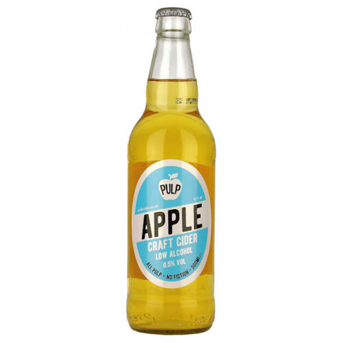 Pulp Apple Low Alcohol Craft Cider