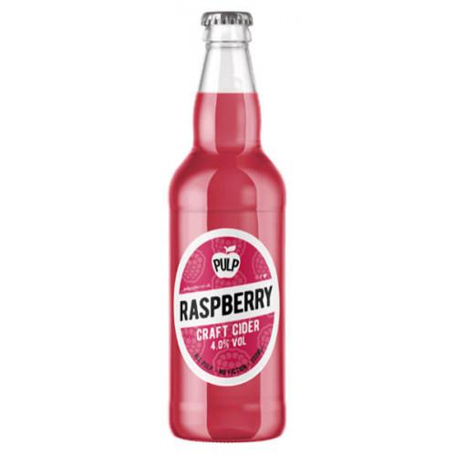 Pulp Raspberry Craft Cider