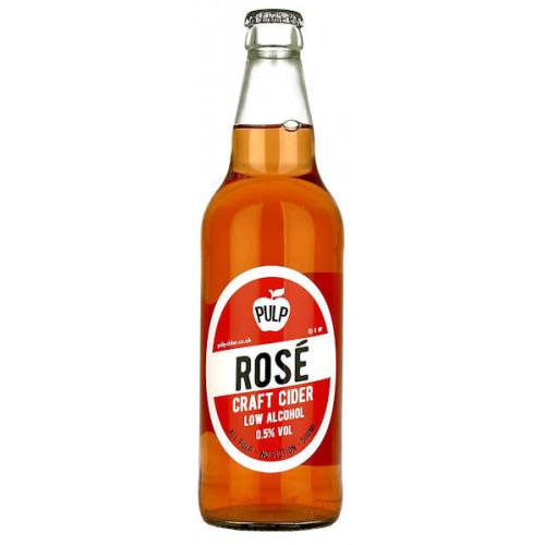 Pulp Rose Low Alcohol Craft Cider