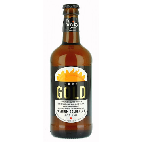 Purity Brewing Pure Gold