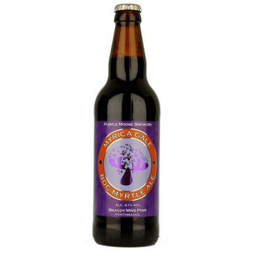 Purple Moose Bog Myrtle Ale
