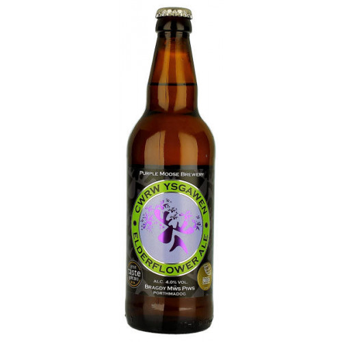 Purple Moose Ysgawen (Elderflower Ale)