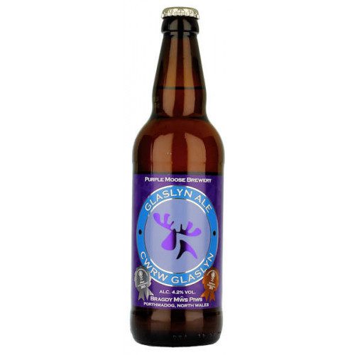 Purple Moose Glaslyn Ale