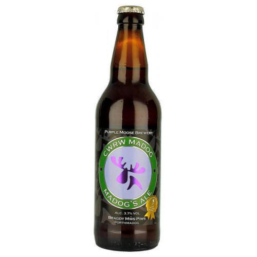 Purple Moose Madogs Ale
