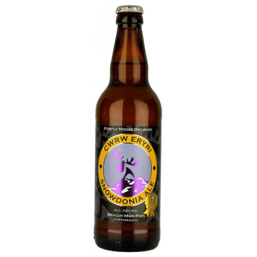 Purple Moose Snowdonia Ale