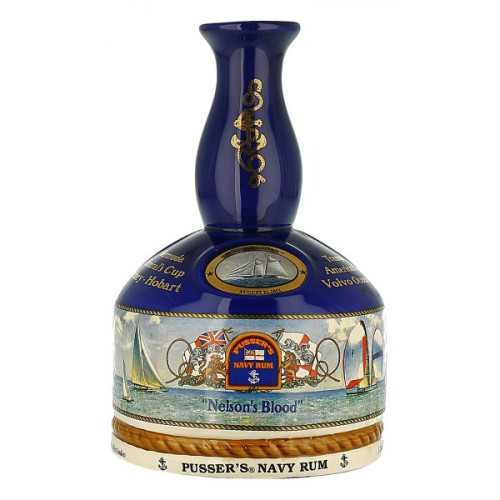 Pussers Nelsons Sailing Decanter