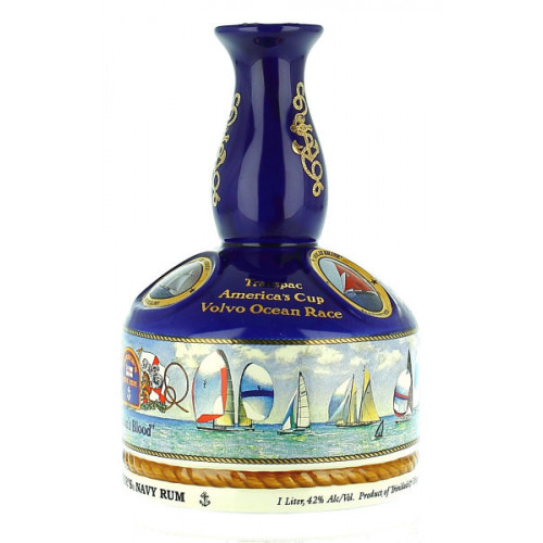 Pussers Nelsons Blood Ceramic Flagon