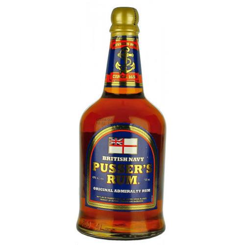 Pussers Rum Blue Label (40%)