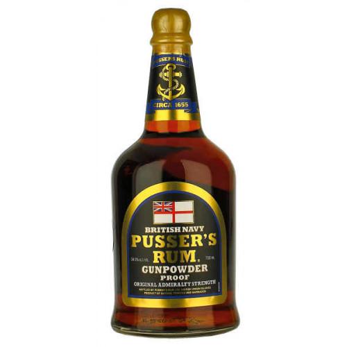 Pussers Rum Gunpowder Proof
