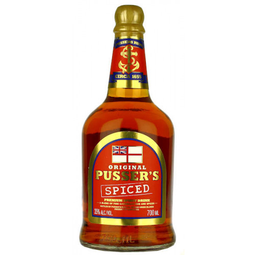Pussers Spiced Rum