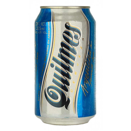 Quilmes Can