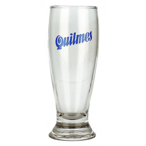 Quilmes Pokal Glass