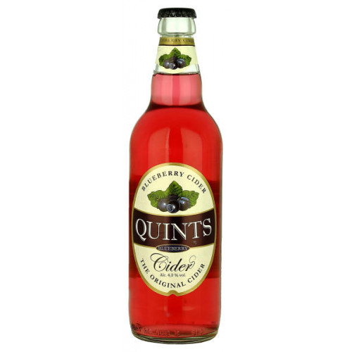 Quints Blueberry Cider