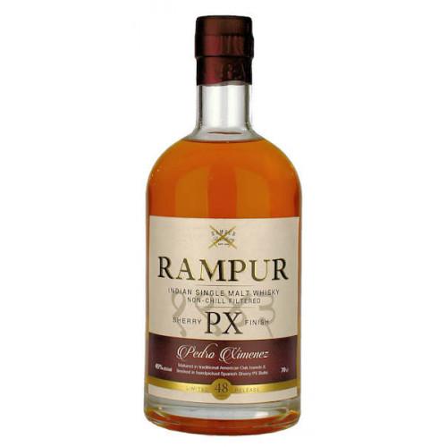 Rampur PX Sherry Finish Single Malt Whisky