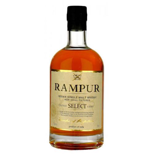 Rampur Vintage Select Cask Single Malt Whisky