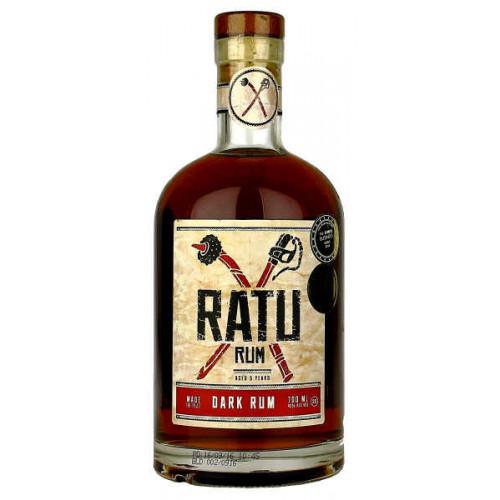 Ratu Dark Rum Aged 5 Years