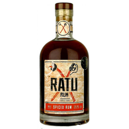 Ratu Spiced Rum Aged 5 Years