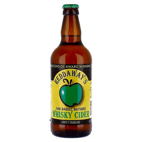 Reddaways Oak Barrel Aged Whisky Cider