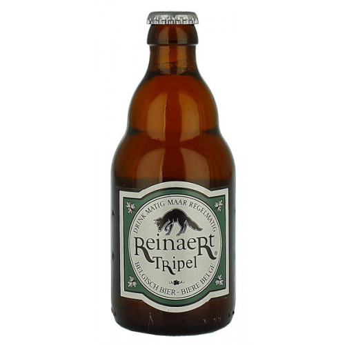 Proefbrouwerij Reinaert Tripel