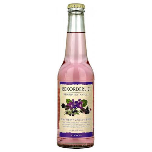 Rekorderlig Botanicals Blackberry Violet Juniper 330ml