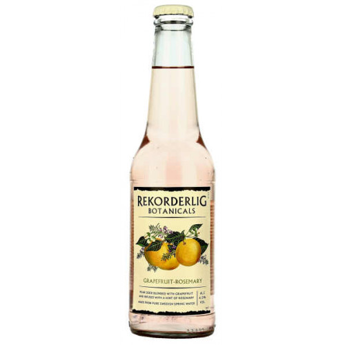 Rekorderlig Botanicals Grapefruit and Rosemary 330ml