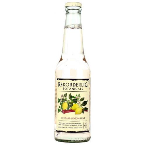 Rekorderlig Botanicals Rhubarb Lemon and Mint 330ml