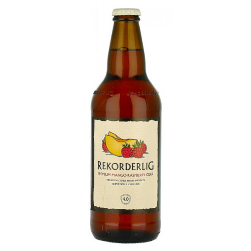 Rekorderlig Mango and Raspberry