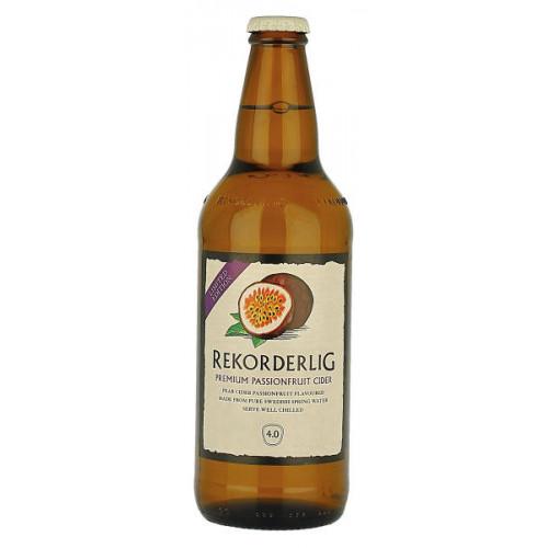 Rekorderlig Passionfruit Cider 500ml