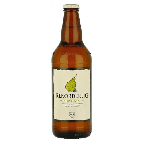 Rekorderlig Pear Cider 500ml