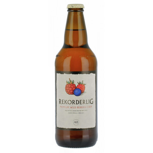 Rekorderlig Wild Fruit Cider 500ml
