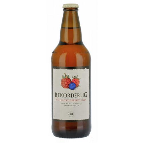 Rekorderlig Wild Fruit Cider 500ml