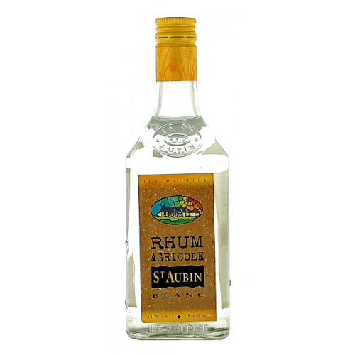 St Aubin Rhum Agricole Blanc