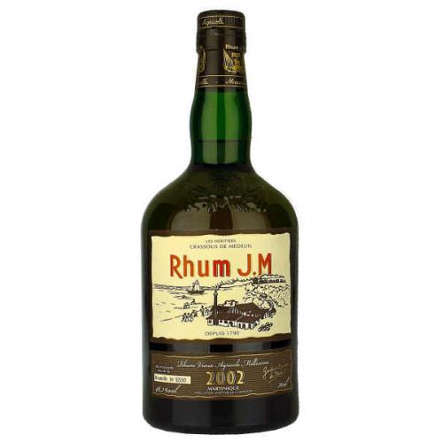 Rhum J M Vintage 1998/2002/2003