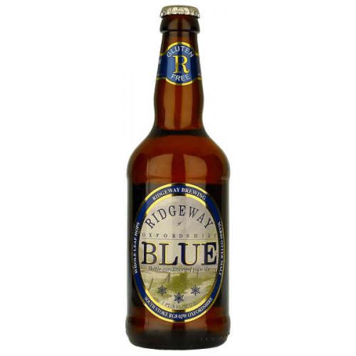 Ridgeway Oxford Blue Gluten Free
