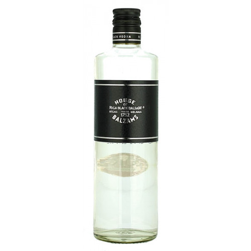 Riga Black Balsam Vodka