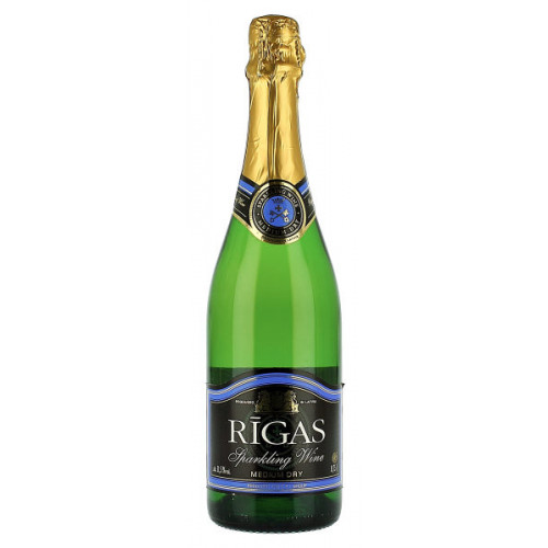 Rigas Medium Dry Sparkling