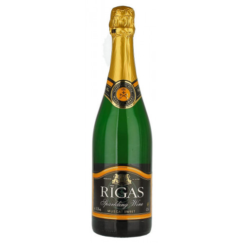 Rigas Muscat Sweet Sparkling