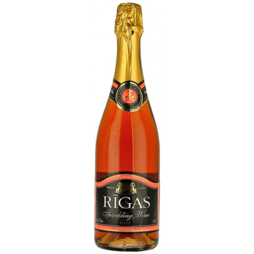 Rigas Rose Sparkling Wine