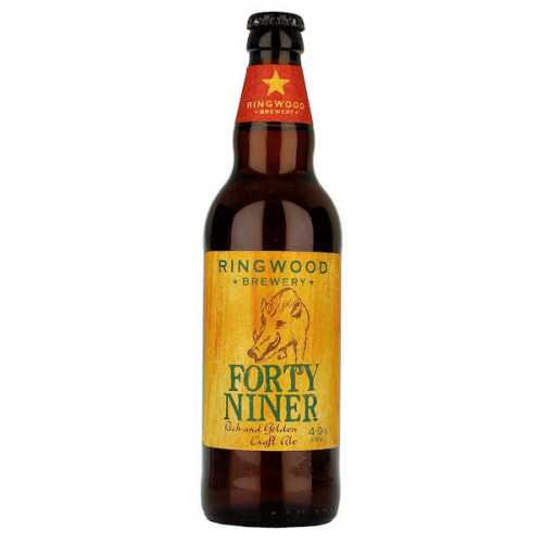 Ringwood Brewery Fortyniner