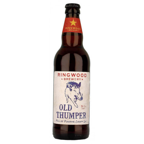 Ringwood Brewery Old Thumper