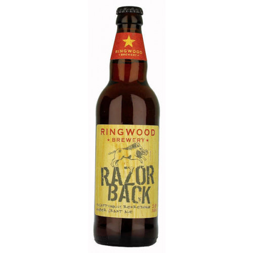 Ringwood Brewery Razor Back