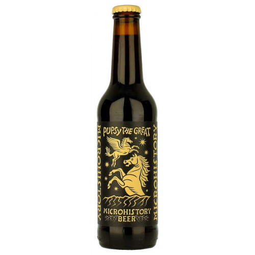 Rinkuskiai Microhistory Beer Pupsy the Great