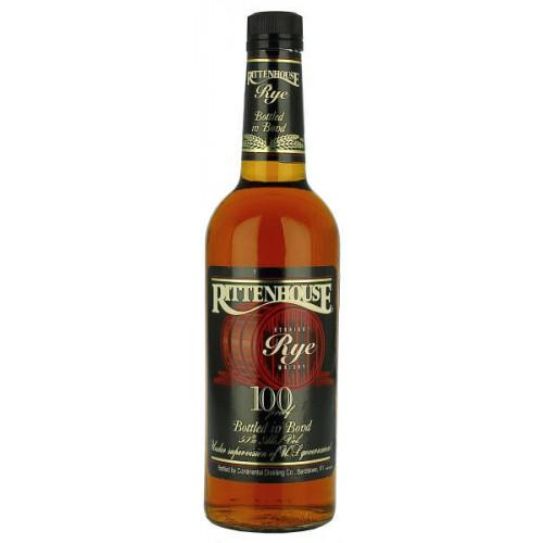 Rittenhouse Rye Kentucky Bourbon (50%)