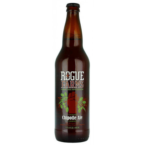 Rogue Farms Chipotle Ale 650ml