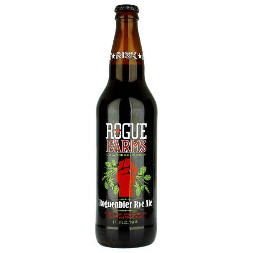 Rogue Farms Roguenbier Rye Ale 650ml